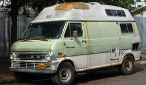 cash for scrap cars, vans in South Yarra