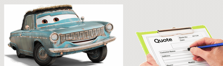 Cash for Scrap Cars Online Quote